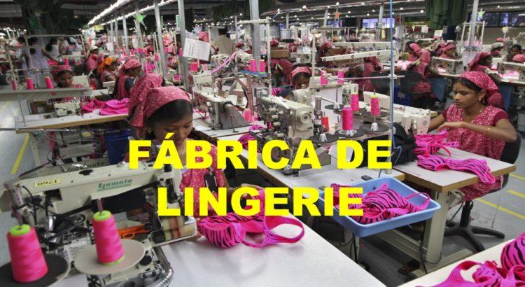 Fábrica de Lingerie-Dr Gestão